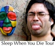 Sleep When You Die Tour Logo jpg