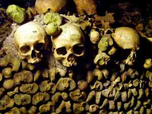 Paris Catacombes 2