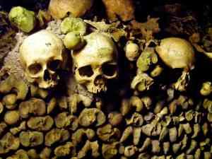 Paris Catacombes 2